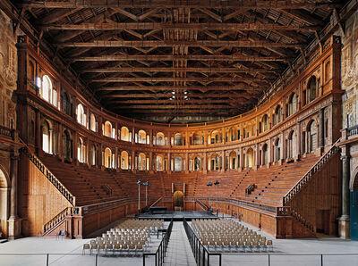 Ahmet Ertug, 'Farnese Theater, Parma', 2016