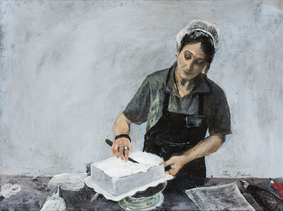 Miles Cleveland Goodwin, 'The Baker', 2018