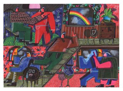 Andrea Joyce Heimer, 'Big Sky 1', 2020