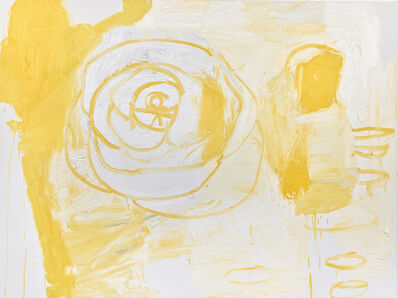 Margaret Evangeline, 'For LMG, Yellow Rooms Make Her Cry, Version Two', 2019