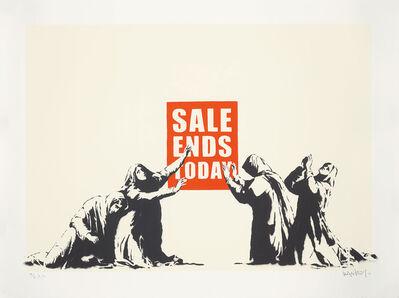 Banksy, 'Sale Ends', 2006