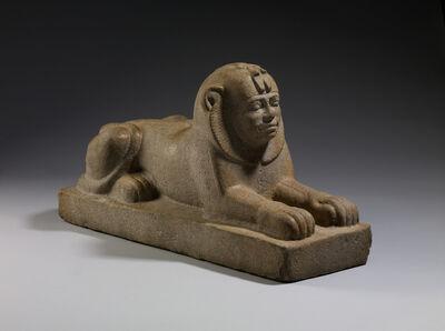 'Sphinx of Taharqo', ca. 680 B.C.