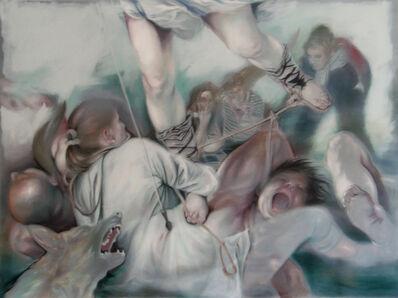 Sandra del Pilar, 'Chronos und Kairos (Chronos and Kairos)', 2020