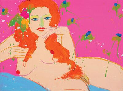 Walasse Ting 丁雄泉, 'A Kiss A Kiss, 10008 ', 1973