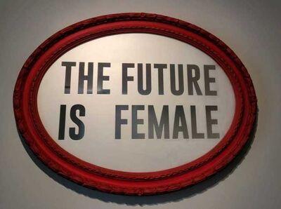 Silvia Levenson, 'The Future is Female', 2021