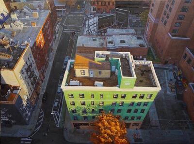 Scott W. Prior, 'Rooftops', 2015