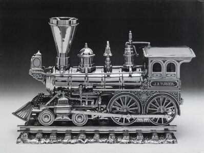 Jeff Koons, 'Jim Beam - J.B. Turner Engine', 1986