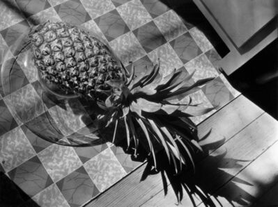 Clarence John Laughlin, 'Pineapple as a Rocket (Surrealism)', 1936