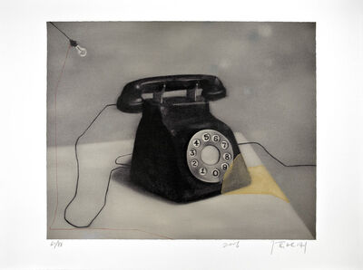 Zhang Xiaogang, 'Amnesia and Memory: Telephone', 2006