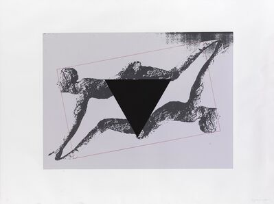 Cris Gianakos, 'Bull Jumper with Equilateral Triangle', ca. 1993