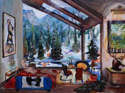 Johnny DeFeo, 'Rocky Mountain Chalet', 2019