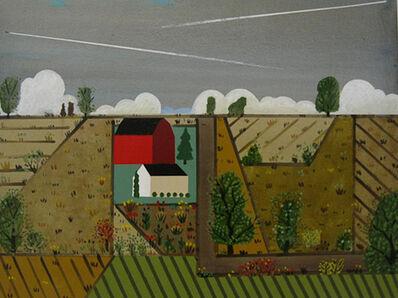 Richard Thompson, 'Prairies & Horizons #2', 2010