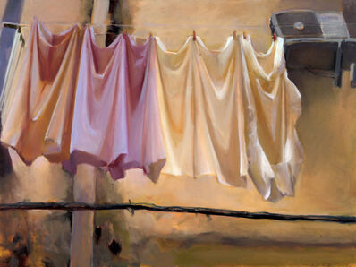 Connie Hayes, 'Five Flat, One Fitted, Civita'