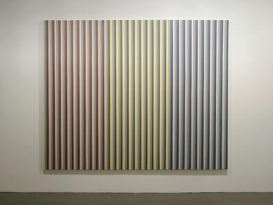 Gabriele Evertz, 'Six Grays Plus RYB', 2006