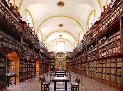 Massimo Listri, 'Biblioteca Palafoxiana, Puebla, Mexico ', 2011