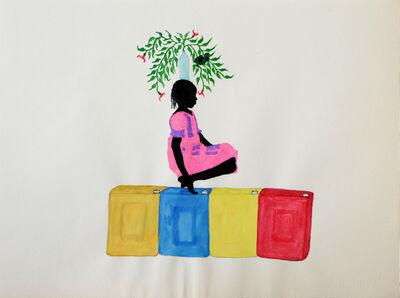 Saidou Dicko, 'THE PLASTIC', 2020