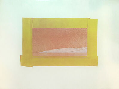 Howard Hodgkin, 'Indian Views – Plate H', 1971