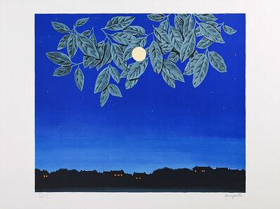René Magritte, 'La Page Blanche', 2010