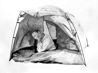 "Joel Daniel Phillips, '""Sam in a Tent""', 2013"