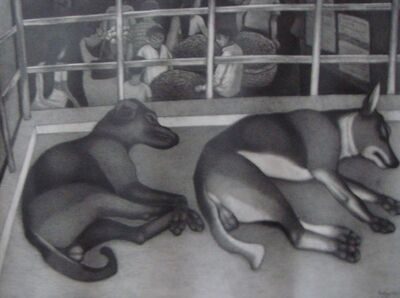 Kalipada, 'Untitled', 2010