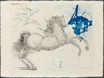Salvador Dalí, 'Pegasus', 1963-1965