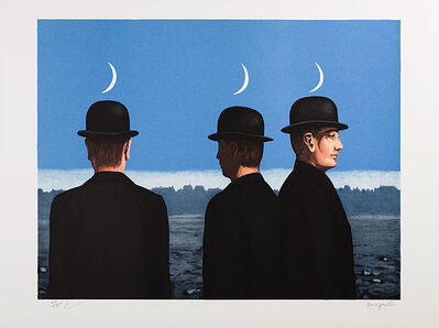 René Magritte, 'Le Chef-d'Oeuvre ou les Mystères de l'Horizon', 2010