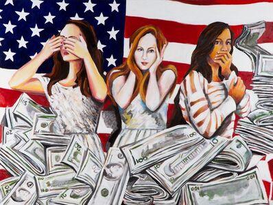 Annika Connor, 'American Greed', 2017