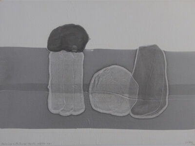 Toni Onley, 'Still Life with Three Objects', 1971