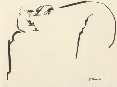 Jacob Lawrence, 'CAT (LE CHAT GRIS)', 1960