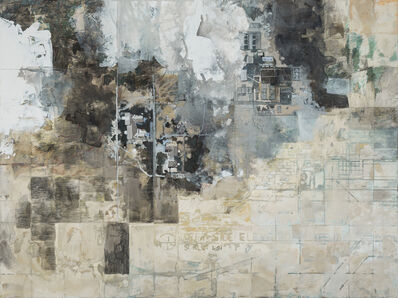 Michelle Muldrow, 'Blueprint/Imprint', 2016