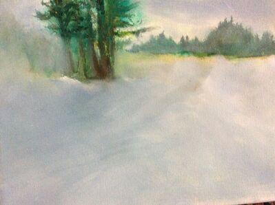Nancy Nesvet, 'Maine Winter'