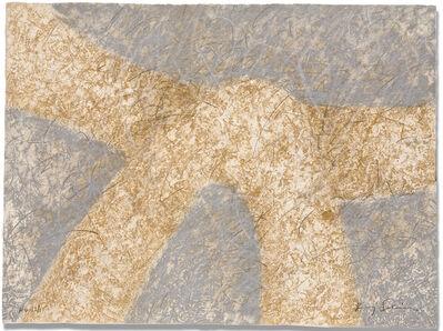 Baruj Salinas, 'Rastro Petreo', 1979