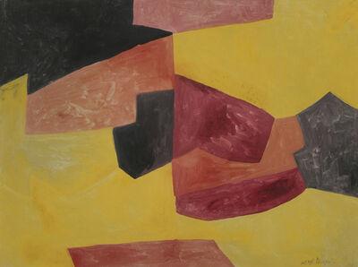Serge Poliakoff, 'Composition abstraite', 1958