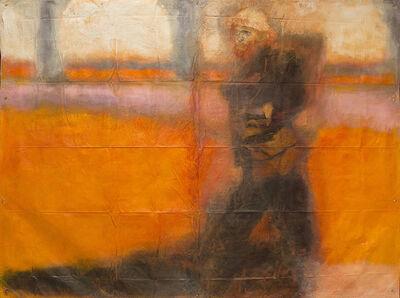 Hughie O'Donoghue, 'Lavender Field', 2017