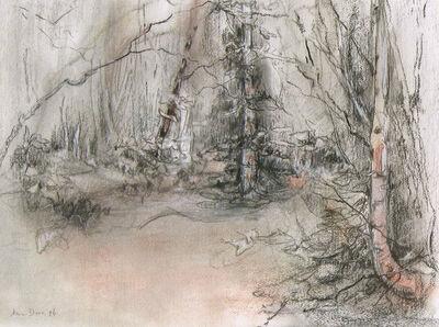 Anne Dunn, 'Study, Lake Nigadoo IV', 1996