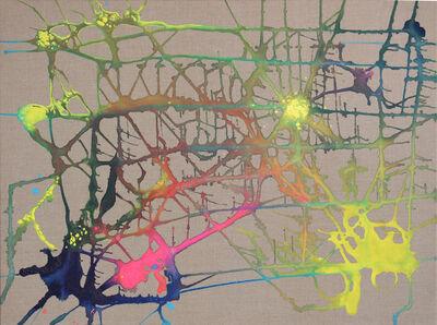"""Udo Haderlein, '""""Abstract Composition""""', 2015"""