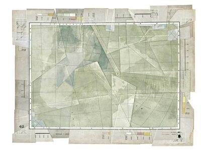 Gerhard Marx, 'Depths in Feet (Expanse)', 2015