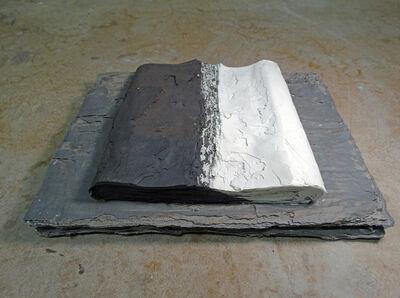 Annie Wan, 'Stacked Books I', 2016
