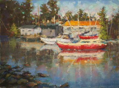 Shuk Lee, 'At Melville Cove', 2021