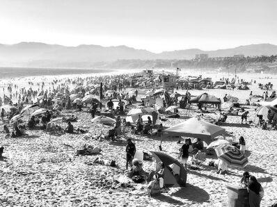 Ken Sax, 'Santa Monica Beach', 2018