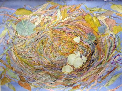 Sharon Pitts, 'Nest, San Fedele II', 2017