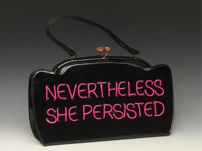Michele Pred, 'Nevertheless She Persisted', 2017