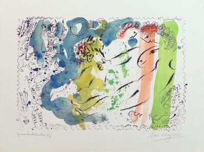 Marc Chagall, 'Lumiere du Cirque', 1969