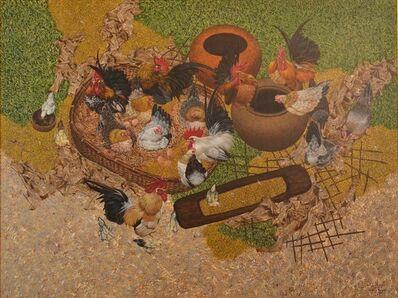 Bencharong Kowapitaktat, 'A BUSY DAY I', 2006