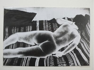 Marcel Bovis, 'Nude (5)'