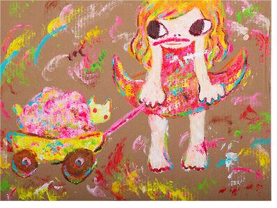 Ayako Rokkaku, 'Untitled', 2018