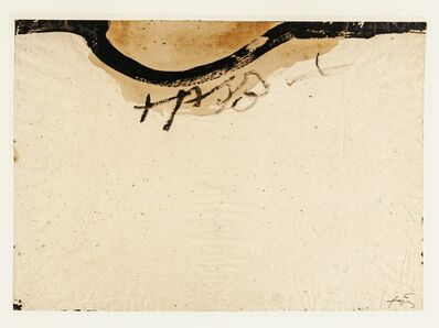 Antoni Tàpies, 'Collier', 1982