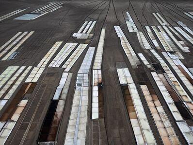 Edward Burtynsky, 'Salt Pan #18, Little Rann of Kutch, Gujarat, India', 2016