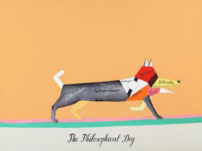 Viktor Pivovarov, 'The Philosophical Dog', 2011