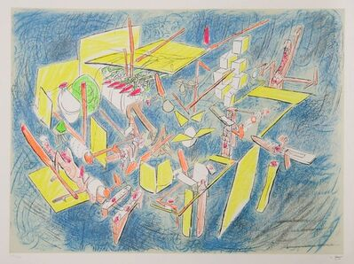 Roberto Matta, 'Octravi Original Print, HOLIDAY SALE TAKE 20% OFF NEXT THREE WEEKS', 1974